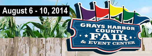 Grays Harbor County Fair 2014